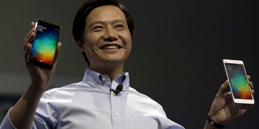 Гендиректор Xiaomi проспорил 1 млрд юаней