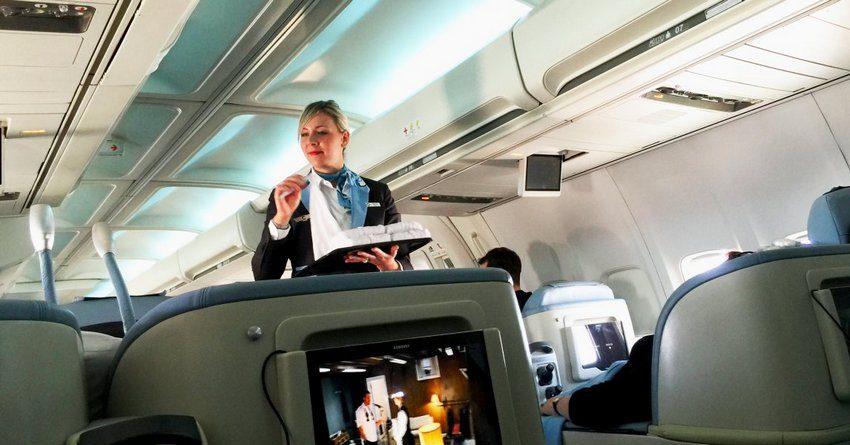 «Аэрофлот» потратит 304 млн рублей на полотенца для рук пассажирам бизнес-класса