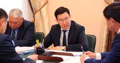 Председатель правления «Кыргызалтын» ушел с должности
