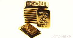НБ КР запустил продажу золотых мерных слитков