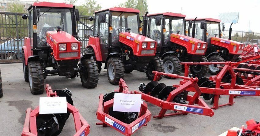 «Кызыл Октябрь» закупит сельхозтехнику на 37.5 млн сомов