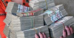 В Узбекистане увеличился объем незаконного вывоза денег в КР
