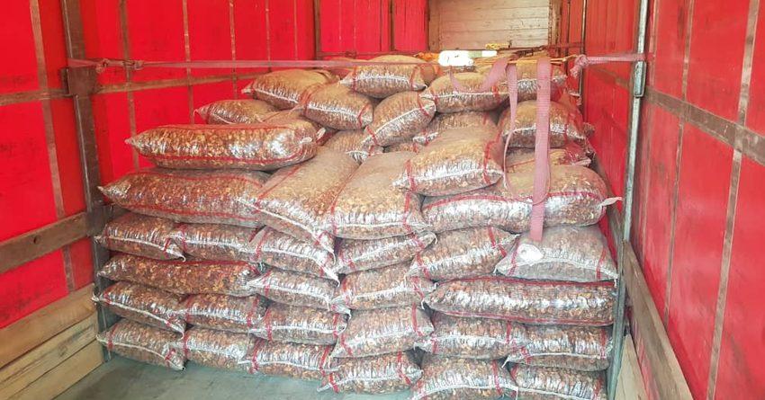 В РФ из Кыргызстана не пропустили 78.5 тонны продукции