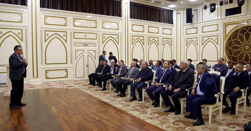 Главы диппредставительств и международных организаций посетили Чуйскую область