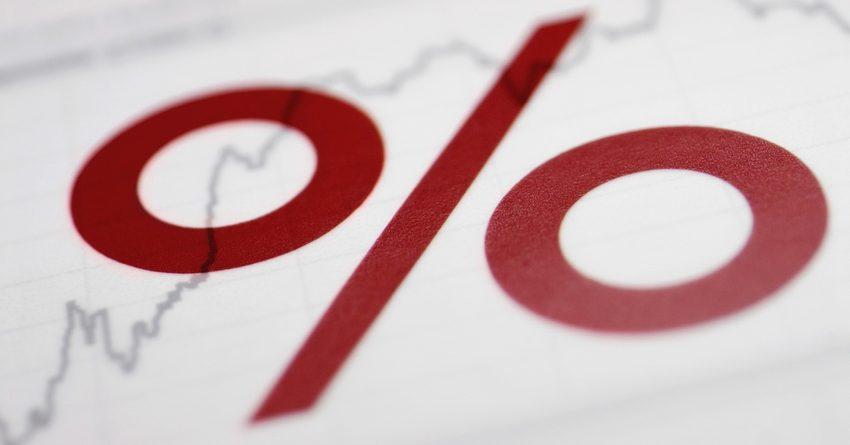 В Кыргызстане продолжают падать процентные ставки по кредитам