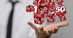Средняя ставка по сомовой ипотеке за год упала на 4%
