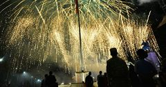 Салют в честь Дня независимости обойдется бюджету  в 860 тыс.сомов