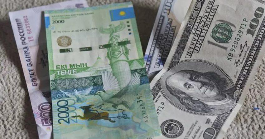 За полгода из Казахстана в Кыргызстан было отправлено более $200 млн
