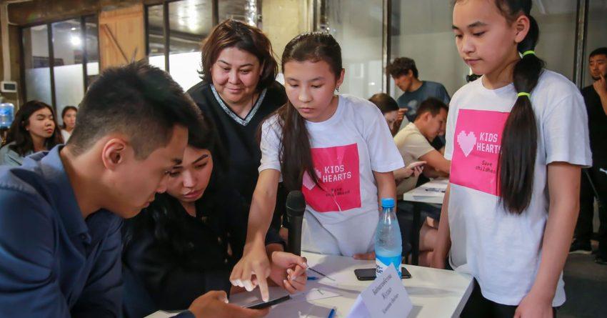 «Газпром Кыргызстан» поддерживает образовательные проекты для развития IT-навыков у девочек
