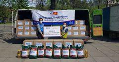 KOICA в КР предоставило продовольственную помощь населению на $15 тысяч
