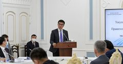 Алтынбек Исмаилов стал председателем ГКИТС КР