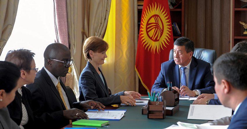 Всемирный банк увеличит объем выдачи кредитов и грантов Кыргызстану