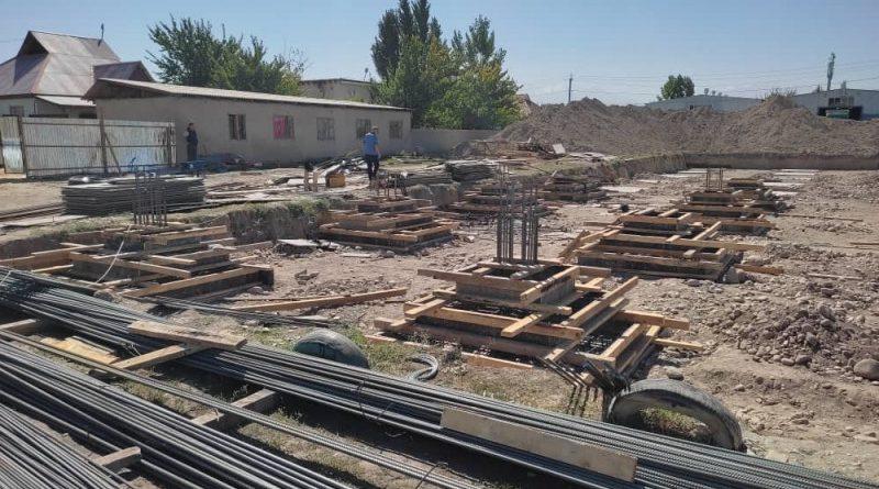 В Бишкеке построят новый детсад на 140 мест