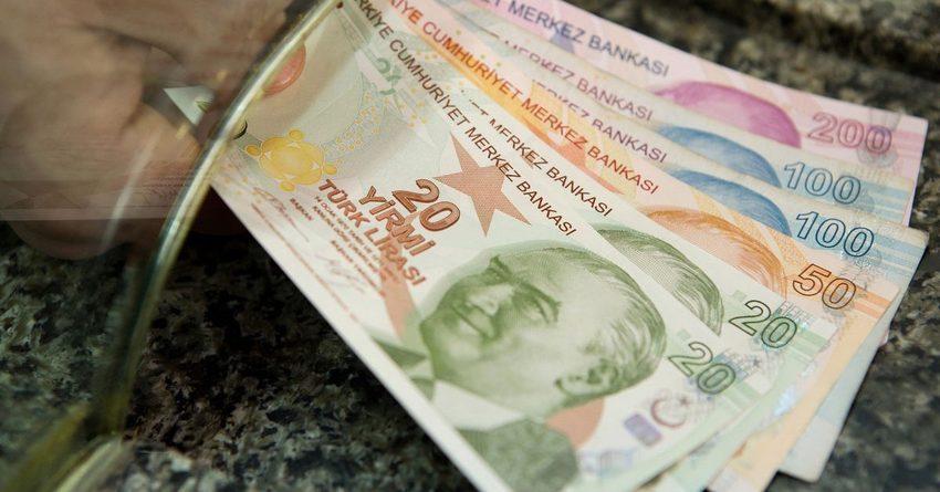 Худшей валютой всамом начале этого года стала турецкая лира