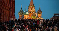 Инфляция в России в сентябре достигла 7.4%