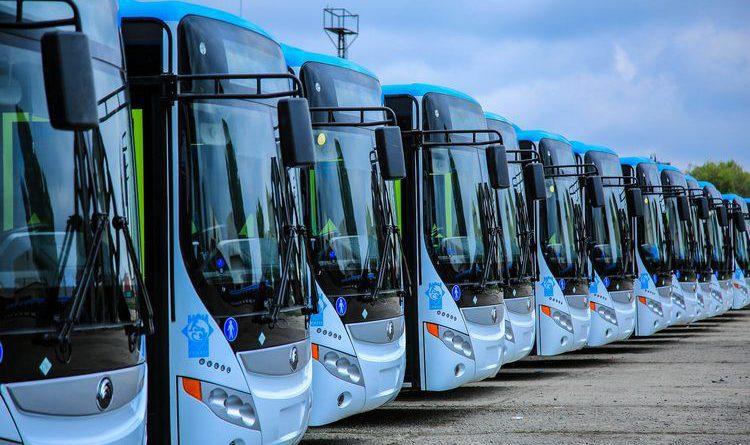 Китайская компания поставит автобусы в Бишкек на 658 млн сомов