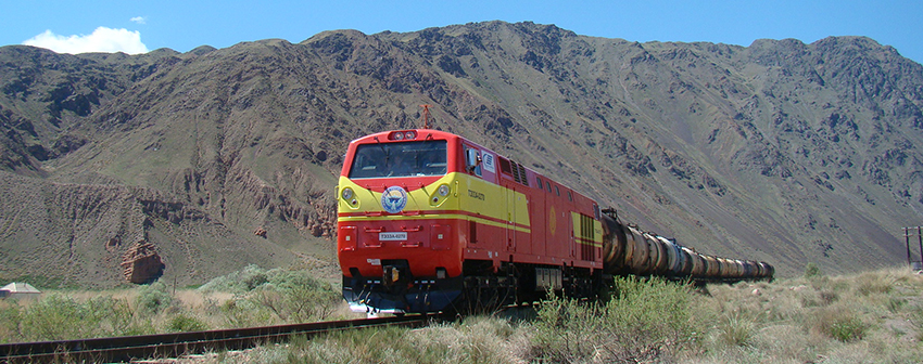 На юг стали больше доставлять грузов железной дорогой благодаря скидкеУзбекистана