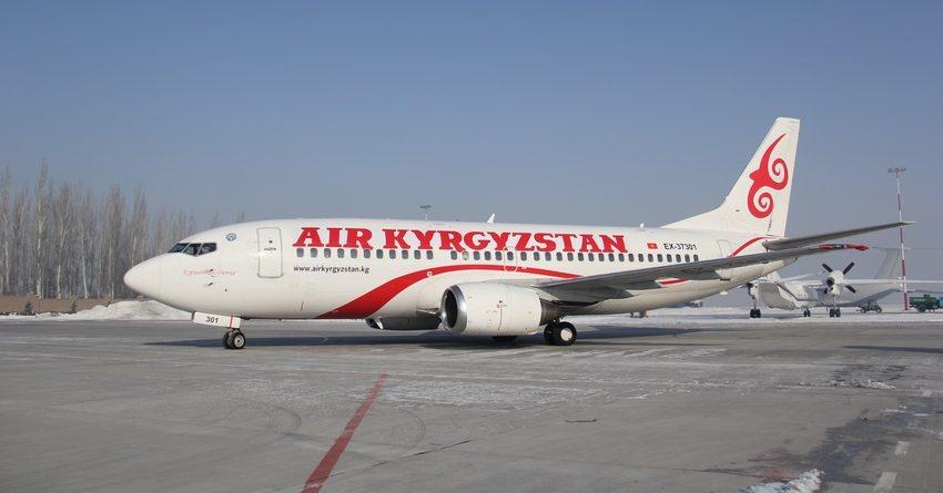 Чистая прибыль Эйр Кыргызстана упала в 20 раз