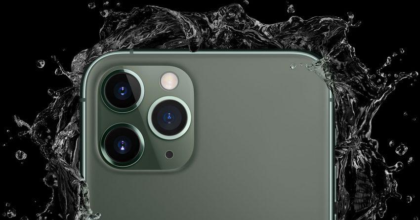Apple представила новые iPhone с тройной камерой