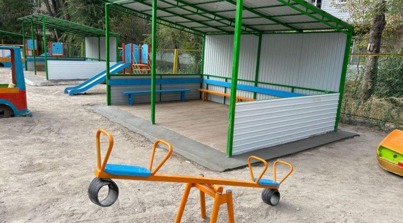 Мэрия Бишкека потратила на ремонт 55 учреждений образования 100 млн сомов