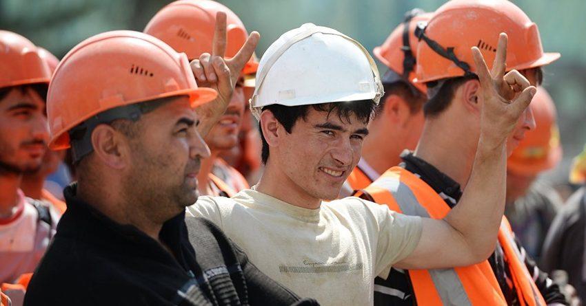 Таджикистан занял второе место по денежным переводам из России