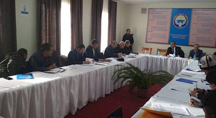 Баткен облусунда 71 млн сомго 10 чакан ишкана ачылат