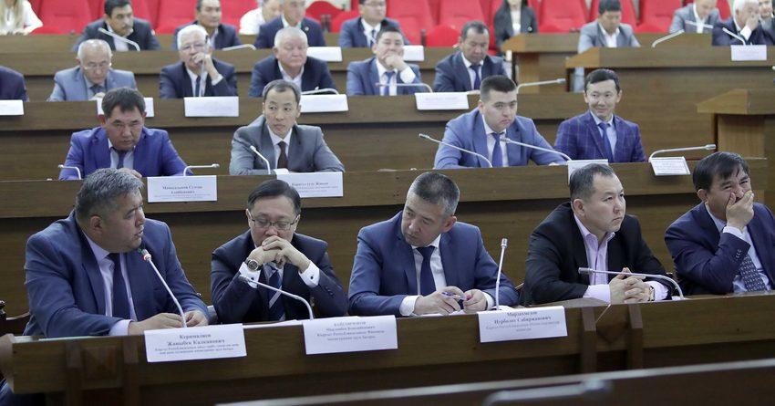 Профильный комитет одобрил в первом чтении получение $38.6 млн от АБР