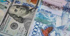 Нацбанк Казахстана скупает доллары для пополнения золотовалютных резервов