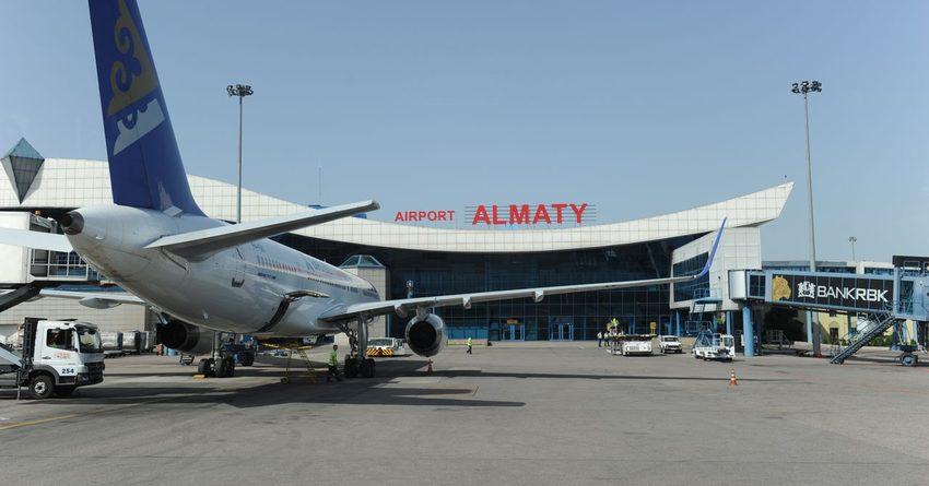 Казахстан возобновит международные перелеты в семь стран