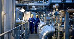 Рост объема промпроизводства в ЕАЭС остается на уровне июня