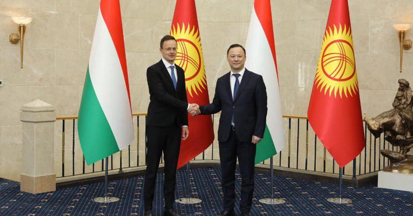 В КР создан Венгерско-Кыргызский фонд развития
