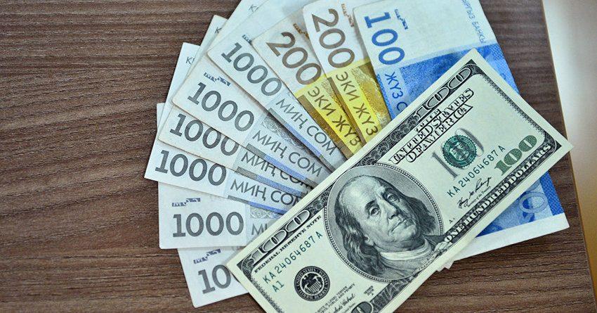 В КР долларизация по кредитам и депозитам продолжает снижаться