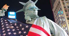 Общий объем долгов США превышает 1800% от ВВП