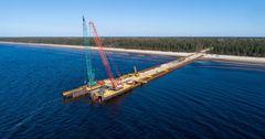 Дания разрешила РФ строить «Северный поток – 2»