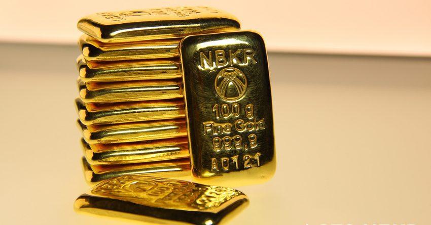 С начала года золото подорожало на 9.9%