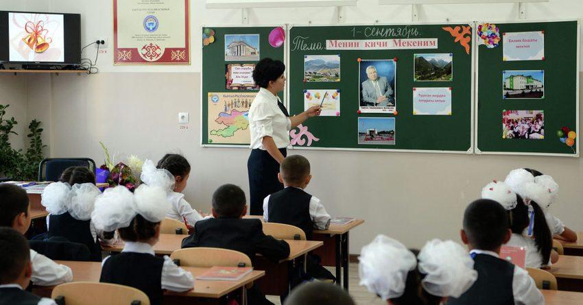 Учителям Бишкека выплатят зарплату за счет «Безопасного города»