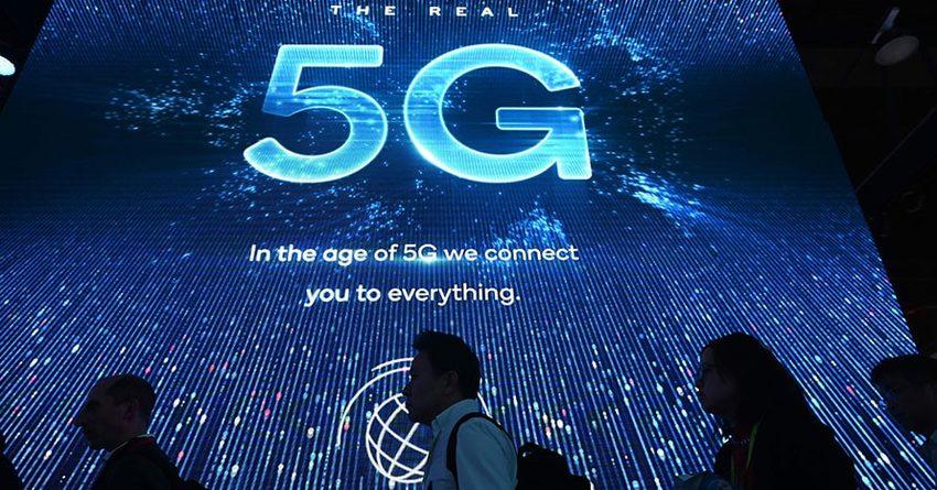 5G заработает в семи городах Китая