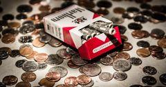 Стоимость одной пачки сигарет в Казахстане с нового года составит $1