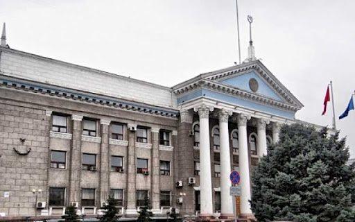 В Бишкеке сменили акима Ленинского района