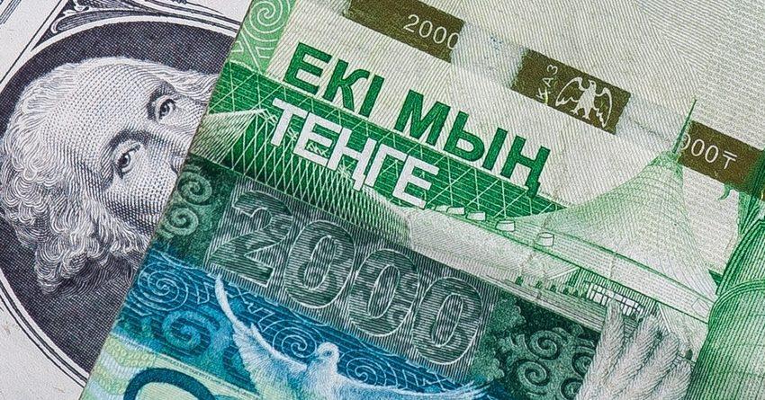 Тенге продолжает укрепление к доллару – обновил годовой рекорд