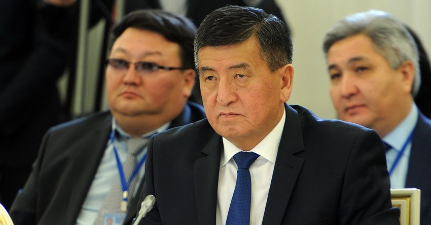 Премьер Кыргызстана раскритиковал однобокий подход к решению проблем в ЕАЭС