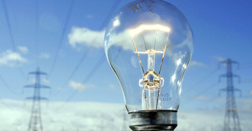 Потребление электроэнергии в октябре выросло на 430.1 млн киловатт-часов