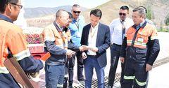 МДС оценил уровень золотодобывающего предприятия «Алтынкен»