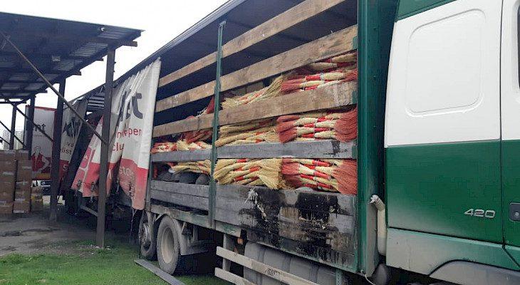 В Баткене таможенники задержали контрабанду стоимостью более 846 тысяч сомов