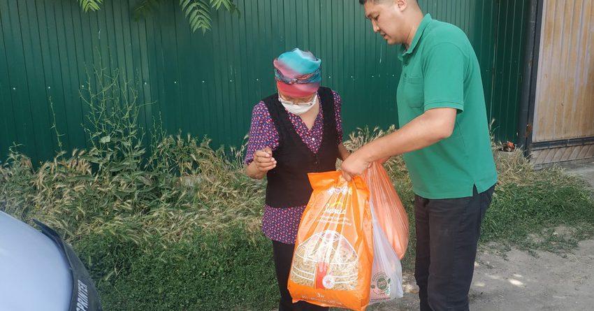 В Бишкеке поддержаны более 125 тысяч семей