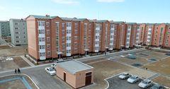 С начала года цены на новое жилье в Казахстане снизились на 1.7%