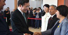 Премьер-министр Республики Корея прибыл в Кыргызстан