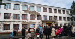 В Кыргызстане 190 школ находятся в аварийном состоянии