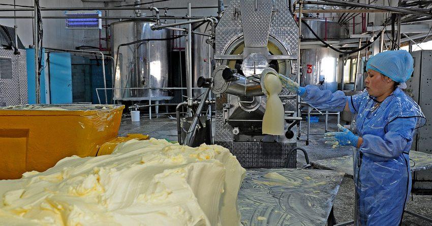 За три месяца объем промышленного производства в КР вырос до 51.8 млрд сомов