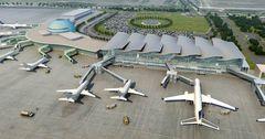 Новый терминал аэропорта Астаны за $180 млн откроют в марте 2017 года